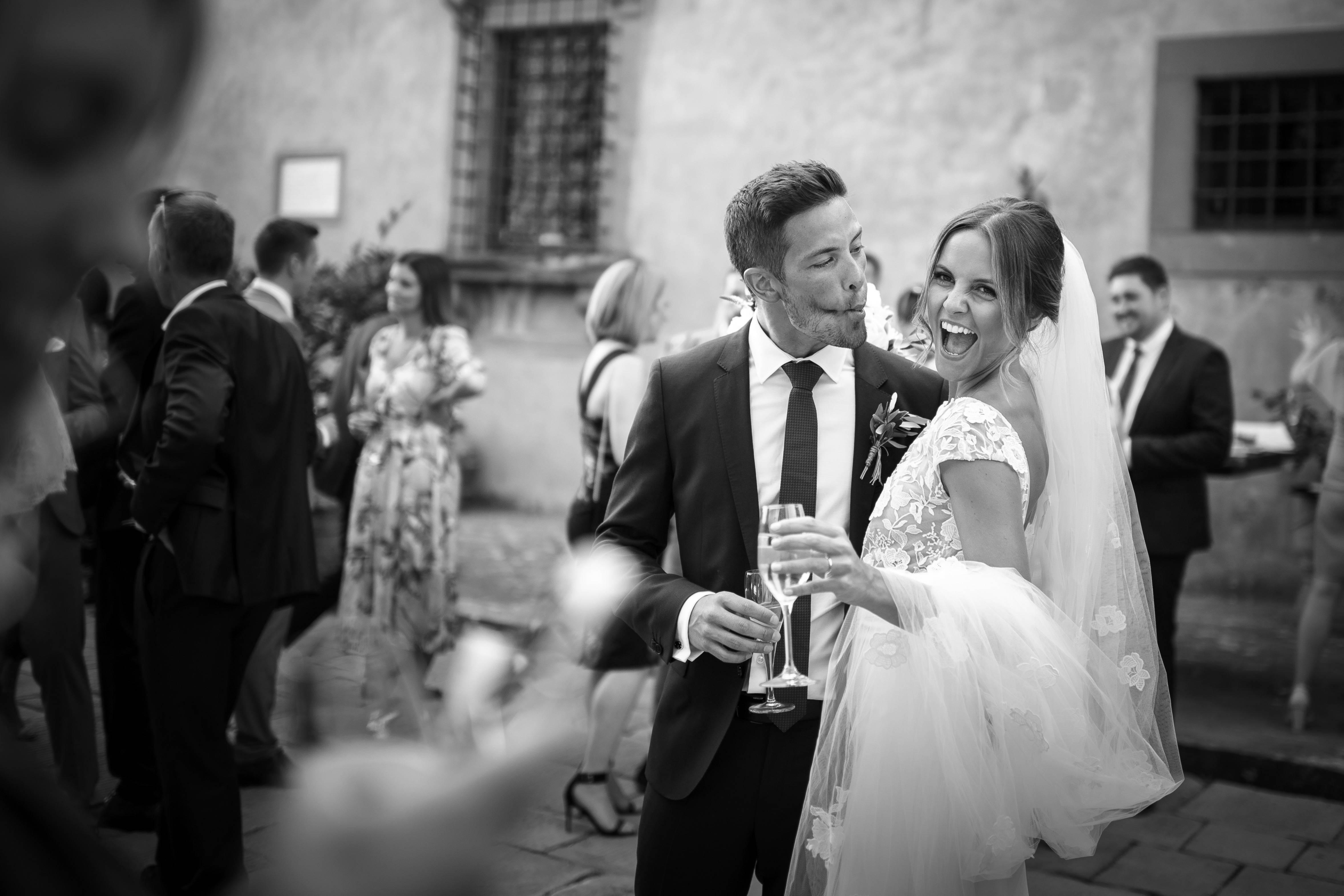 1A Wedding in Tuscany VM