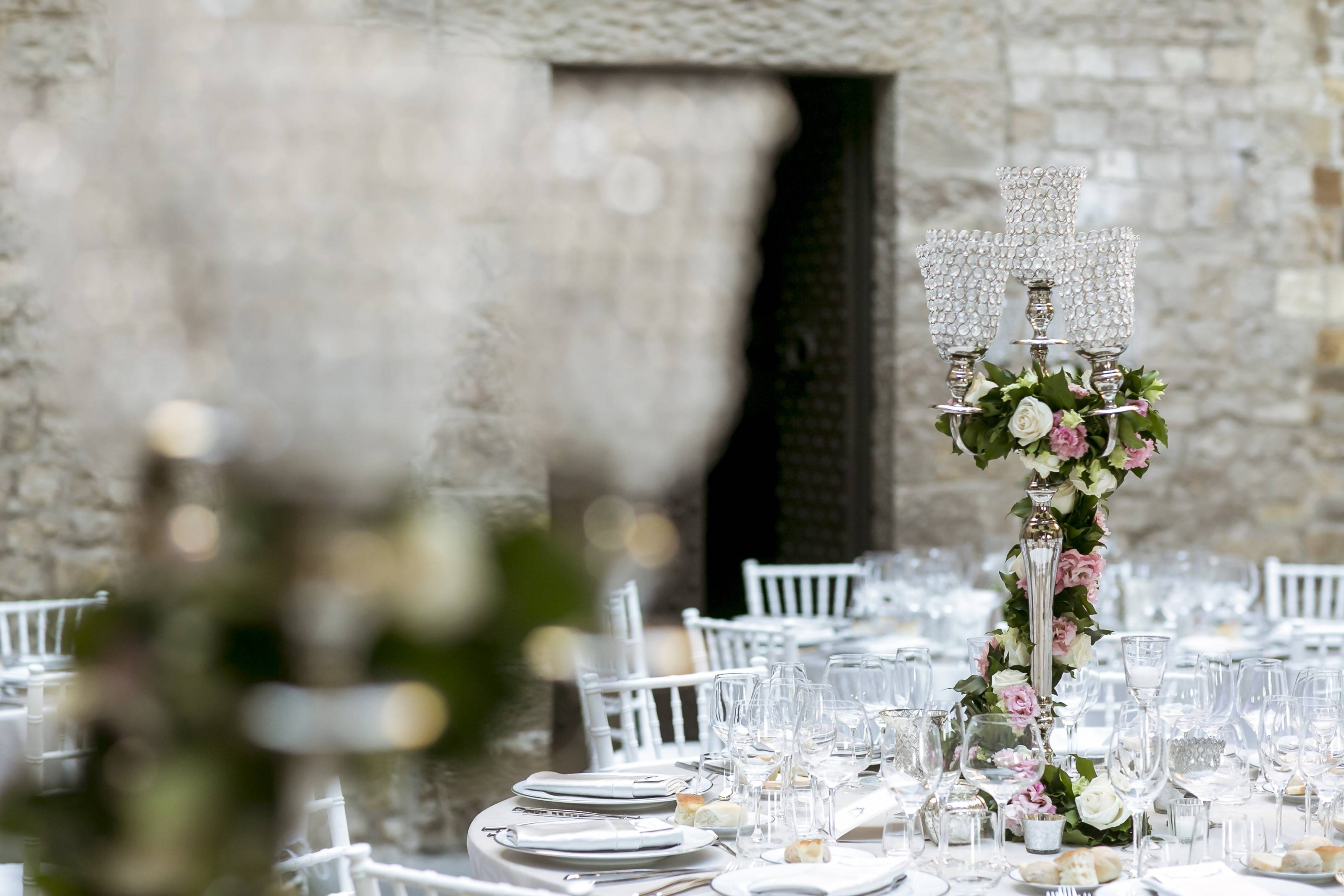 6A Wedding in Tuscany Castle