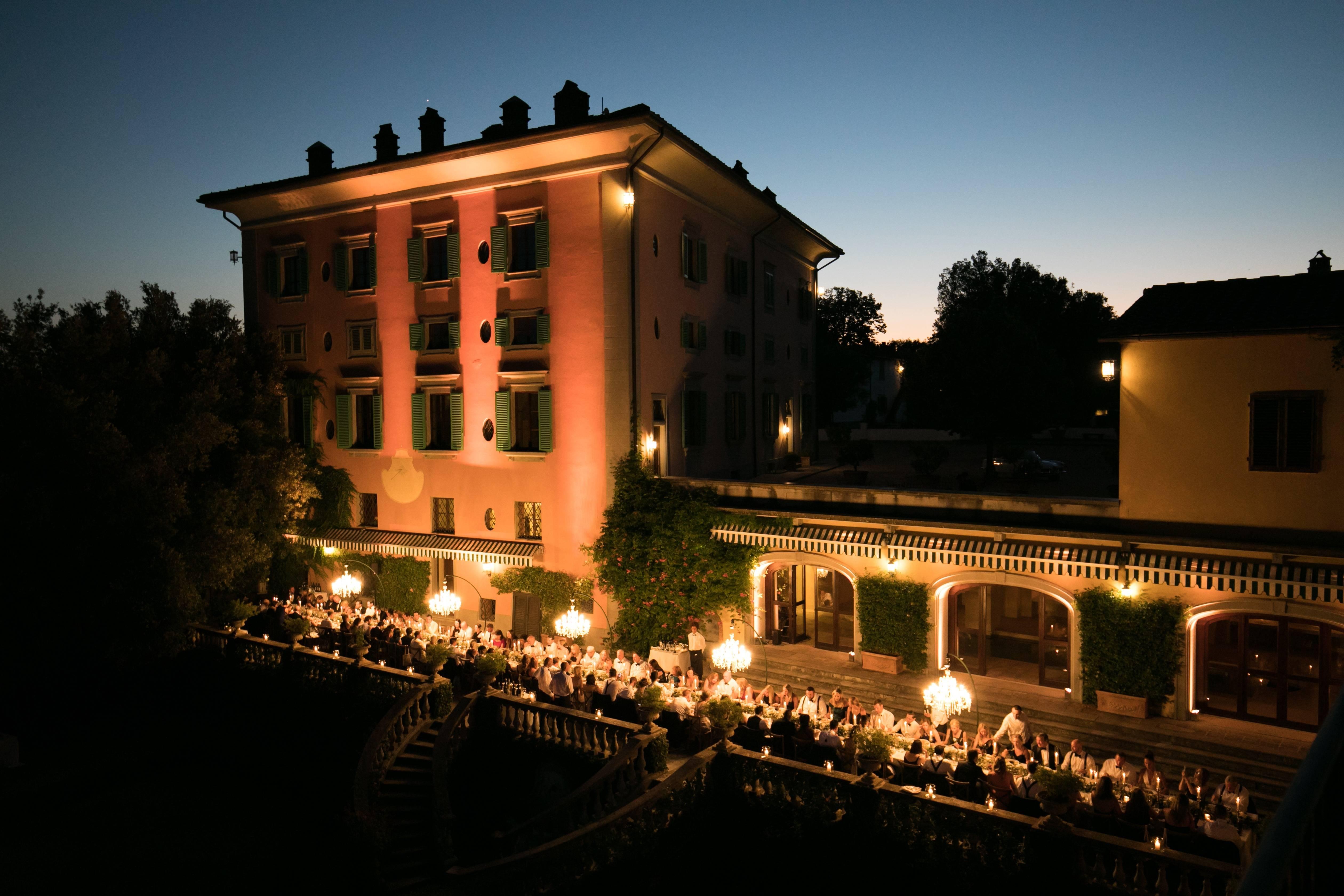 7A Wedding in Tuscany Il Borro
